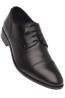 LOUIS PHILIPPE Mens Leather Lace Up Formal Shoe