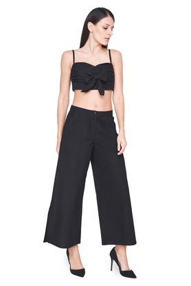 AND - BlackTrousers & Pants - 3