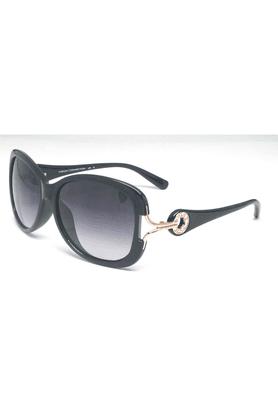 STERLING Womens Oval Sunglasses 7324 C1