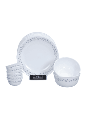 CORELLE Lilac Blush Dinner Set (Set Of 14)