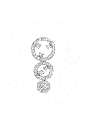 SPARKLESHis & Her Collection 92 Kt Diamond Pendants In 925 Sterling Silver Diamond HHP7072-92KT