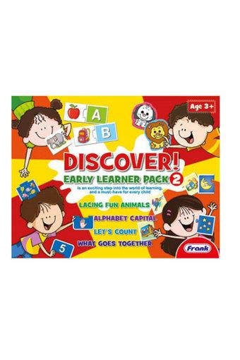 Discover Early Learner Pack 2