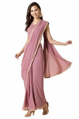 INDYA - PinkWomen Ethnic Wear - 3