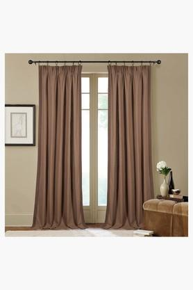 4 Piece Rod Pocket Curtain