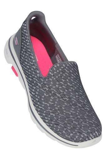 SKECHERS -  GreySports Shoes & Sneakers - Main