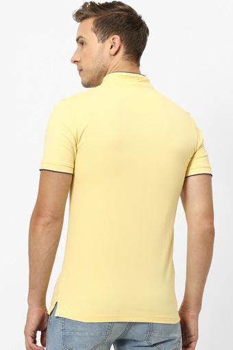 CELIO -  YellowT-Shirts & Polos - Main