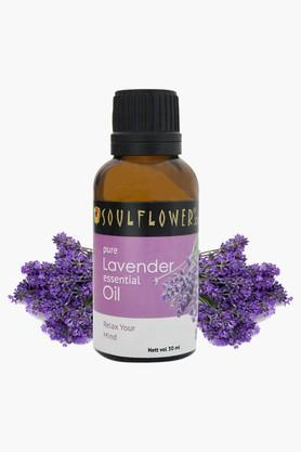 SOULFLOWERBody And Haircare Lavender Essential Oil- 30ml