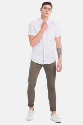 AEROPOSTALE - Off White Casual Shirts - 4