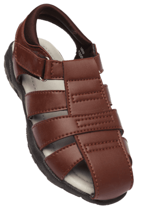 KITTENS Boys Velcro Closure Sandal