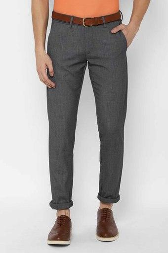 ALLEN SOLLY -  Ltgrey Formal Trousers - Main