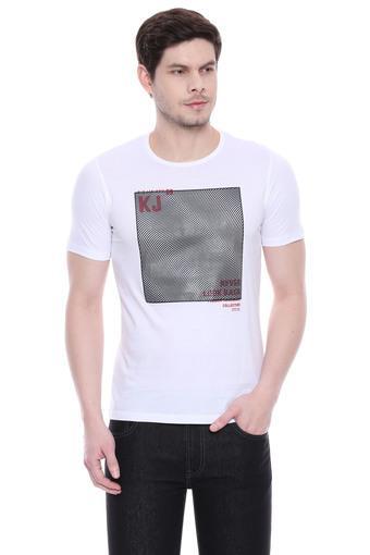 KILLER -  WhiteMens Graphic Tshirts - Main