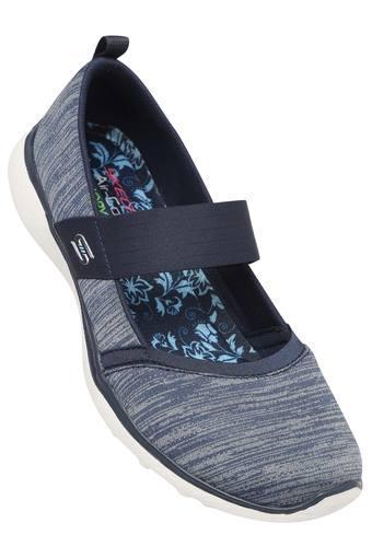 SKECHERS -  NavyCasuals Shoes - Main
