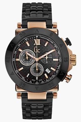 Mens Chronograph Stainless Steel Watch - X90006G2S