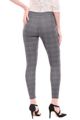 KRAUS - GreyTrousers & Pants - 6