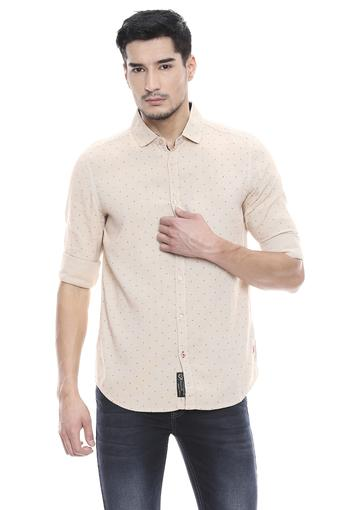 BEING HUMAN -  Beige  FLAT 40% OFF ON BEING HUMAN - Main