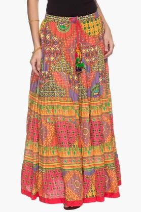 STOPWomens Printed Skirt - 201612718