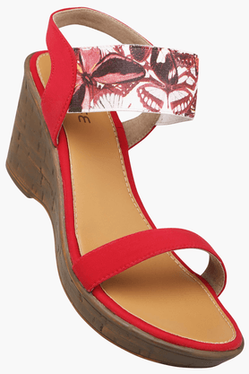 Womens Slipon Daily Wear Wedge Sandal