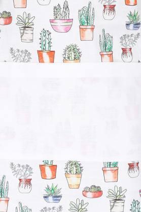 Cactus Printed Apron