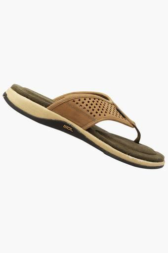 Mens Slipon Casual Flip Flops