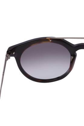 Unisex Full Rim Navigator Sunglasses