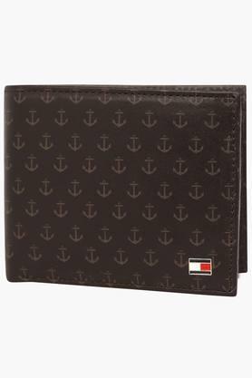 TOMMY HILFIGERMens Benton Leather 1 Fold Wallet - 201643707