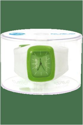 Drift Colour Burst White & Green Unisex Watch