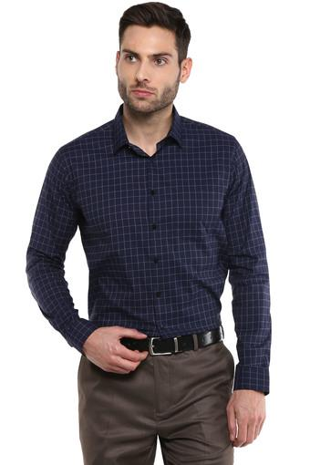 VAN HEUSEN -  Dark Blue Shirts - Main