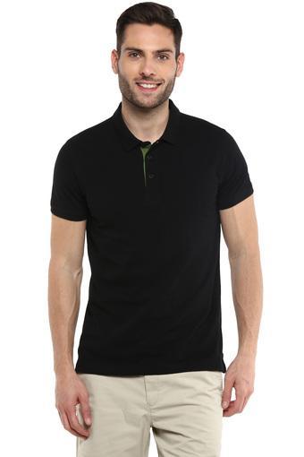 SPYKAR -  BlackT-shirts - Main