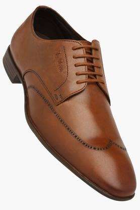 Mens Leather Lace Up Smart Formal Shoes