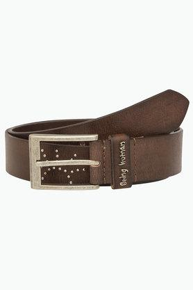 BEING HUMAN Mens Casual Leather Belt - 201741728