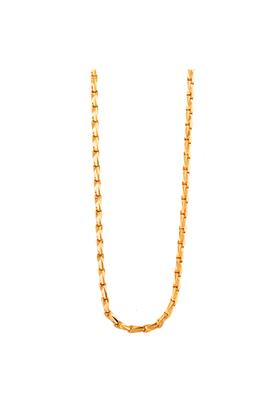 WHP JEWELLERS Mens Yellow Gold Chain GCHD16056554