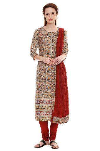 BIBA -  Multi Salwar & Churidar Suits - Main