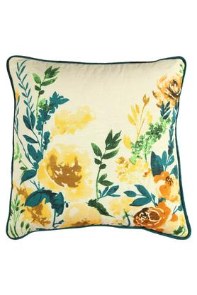 FERN - Yellow Mix Cushion Cover - Main