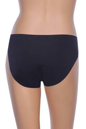 Womens Solid Bikini Briefs