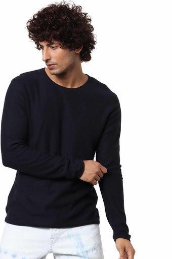JACK AND JONES -  BlueSweaters - Main