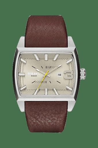 Mens Grey Dial Watch Dz1704I