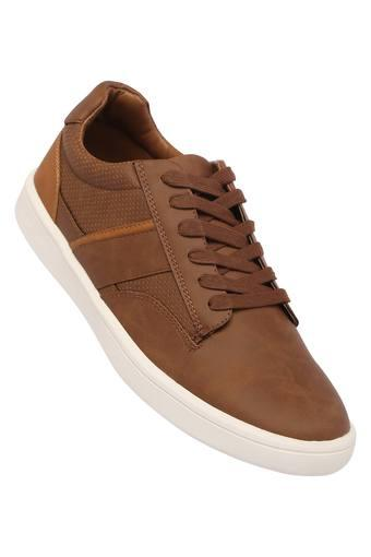 LOUIS PHILIPPE -  BrownCasual Shoes - Main