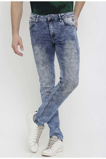 REX STRAUT JEANS -  Royal BlueJeans - Main