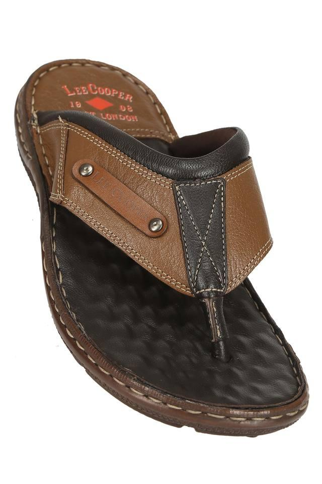 LEE COOPER - Tan Sandals & Floaters - Main