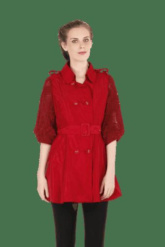 Remanika Women Woven Jacket