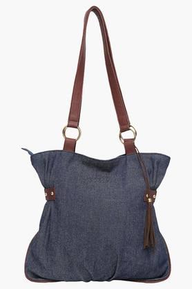 PICK POCKETWomens Canvas Shoulder Bag