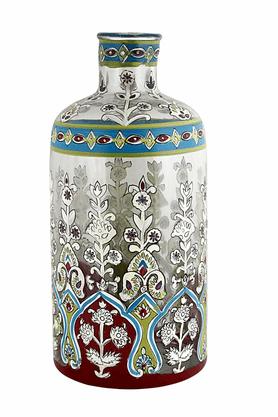 ADARAIndi Glass Painted Vase