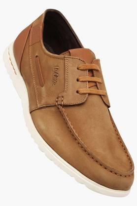 LEE COOPERMens Leather Lace Up Casual Shoes - 202075416_9113