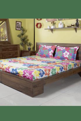 IVYDouble Bed Sheet - 200432421