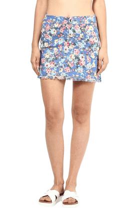 REMANIKAWomen Printed Skirt