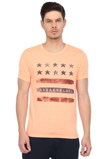 ED HARDY -  PeachT-shirts - Main