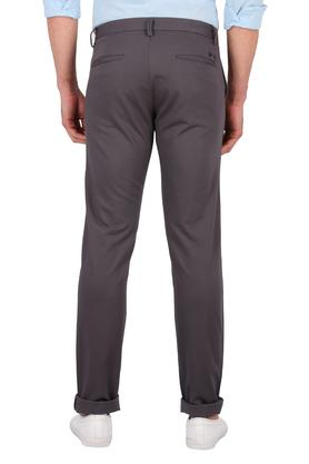 ALLEN SOLLY - Black Casual Trousers - 1