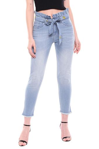 DISHA PATANI FOR GLAM LIFESTYLE -  BlueJeans & Leggings - Main