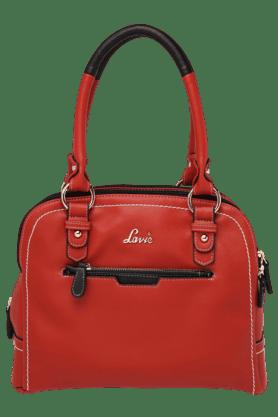 LAVIEWomens Oliva 3 Compartment Zipper Closure Medium Satchel - 201102734