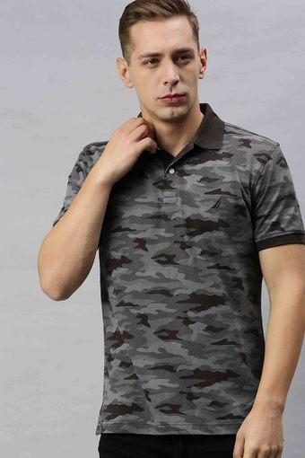 NAUTICA -  BlackT-Shirts & Polos - Main